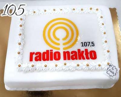 Tort-firmowy-z-logo-nadrukowanym-na-opłatku