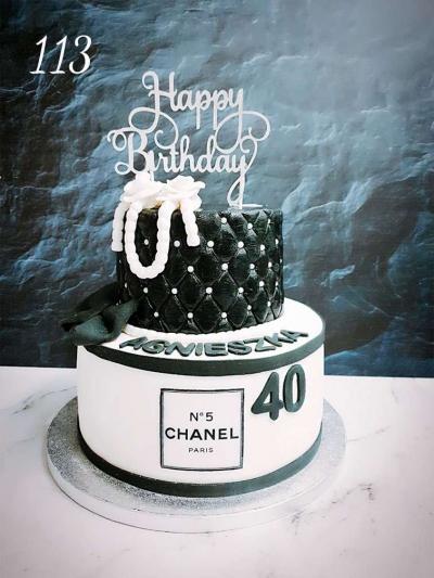Tort Okazjonalny-40-te urodziny