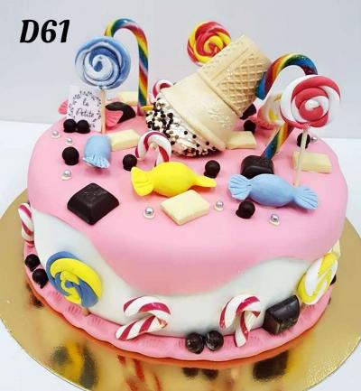Tort słodki łasuch