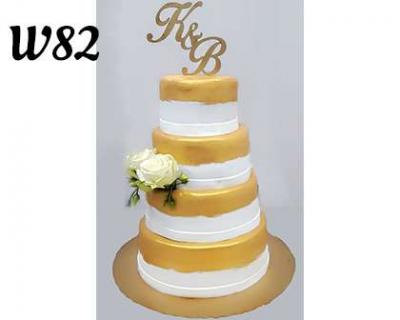 Tort-weselny-glamour-zloty-w