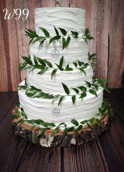 Tort weselny- natura