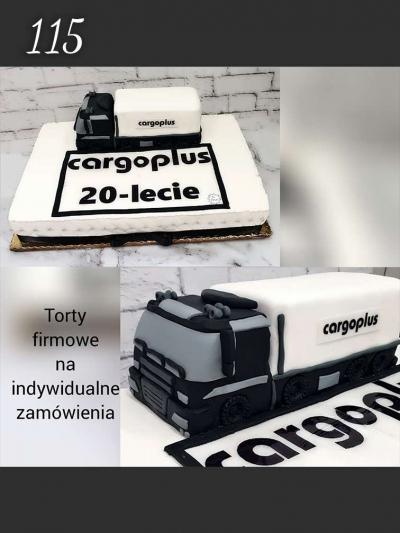 Torty okazjonalny- torty firmowe na indywidulane zamówienie