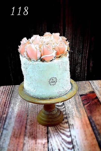 Tort okazjonalny Rose