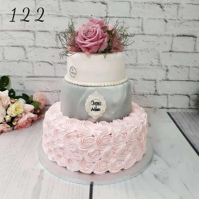 Tort okazjonalny- perłowe gody