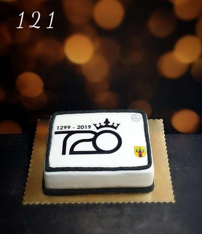 Tort roczniczowy 720-lecie Nakła