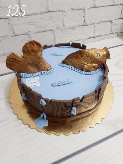 Tort Taaaka Ryba