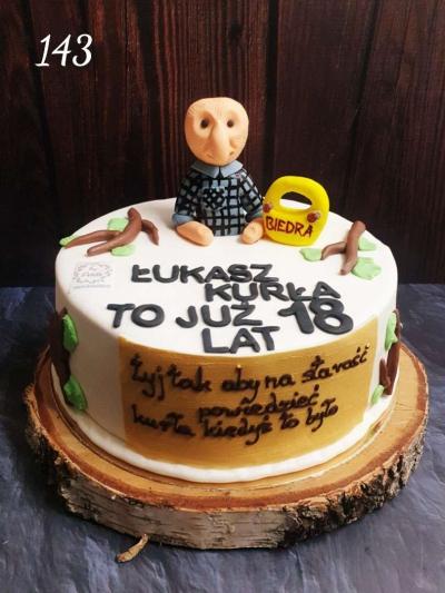 143_Tort urodzinowy- Kurla