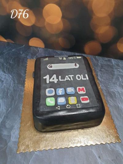 D76_Tort 3 d smartphone