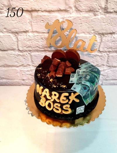 4.Tort urodzinowy- kasa