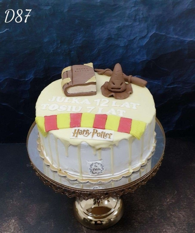 D87_Tort Harry Potter-Drip Cake