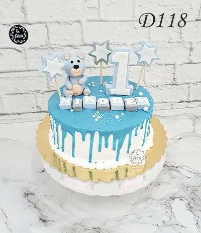 drip cake- Roczek